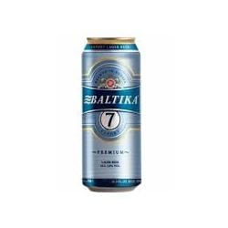 Pivo BALTIKA 7 alk 5,4 %...