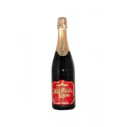 Шампанское красное сладкое...