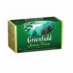 Зеленый чай Гринфилд Жасмин...