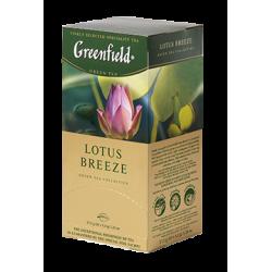 Zeleni čaj Greenfield Lotus...