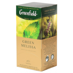 Zeleni čaj Greenfield Green...