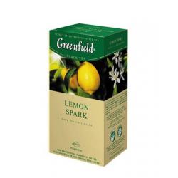 Черный чай Гринфилд  Лемон...