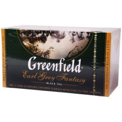 Črni čaj Greenfield Earl...