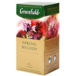 Črni čaj Greenfield Spring...