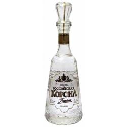 Vodka ROSIJSKAJA KORONA 0,5L