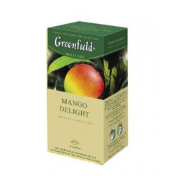 Zeleni čaj Greenfield Mango...