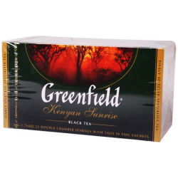 Črni čaj Greenfield Kenyan...
