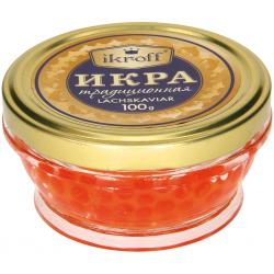 Lososev kaviar...