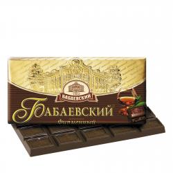 Čokolada BABAJEVSKIJ...