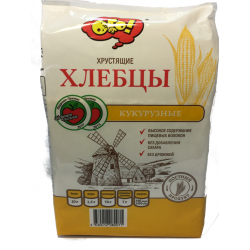 Кукурузные хлебцы Ого! 75 г