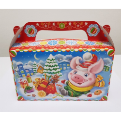 Božična škatla(zložljiva)