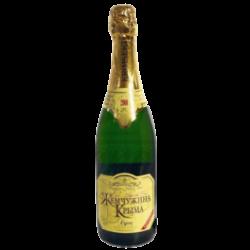 Шампанское белое сухое...