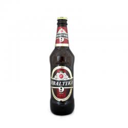 Pivo BALTIKA 9 alk. 8,0 %...
