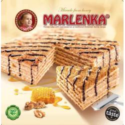 Торт Марленка медовый 800 г