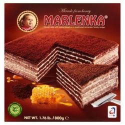 Torta MARLENKA ČOKOLADNA 800g