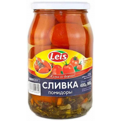 Vložen paradižnik-mild 1l