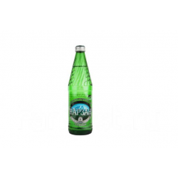 Gaz. voda Narzan srebrni, 0,5L