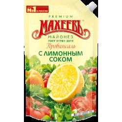 Майонеза Махеевъ с лимонным...
