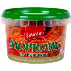 """Морковь по-корейски """"ЕМЕЛЯ"""""""