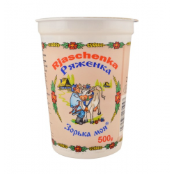 Jogurt Rjaženka 500ml